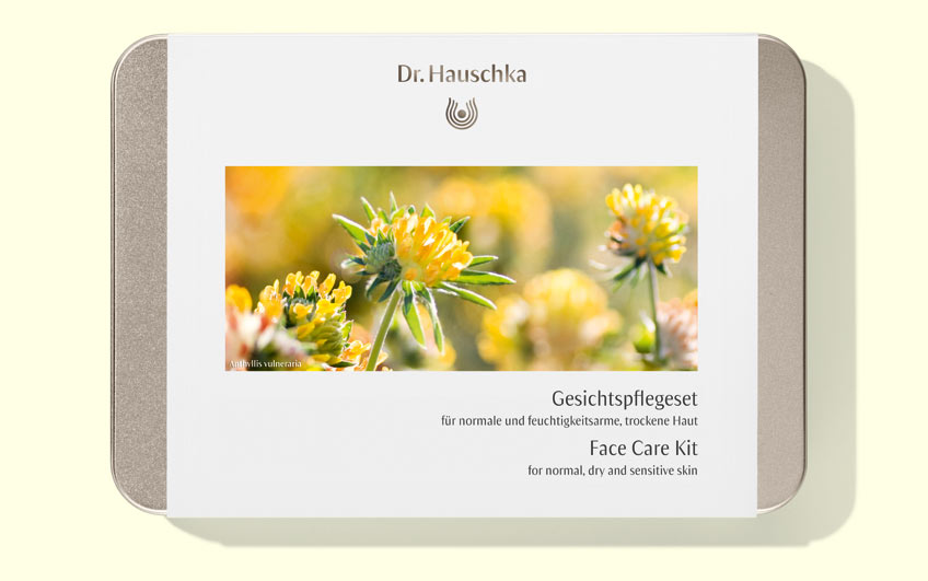 A Dr Hauschka Face Care Kit to help you to create healthy skin