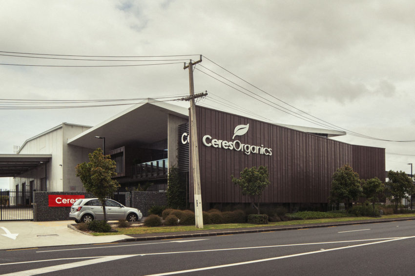 Ceres Organics in Mt Wellington Auckland they endorse wholefoods